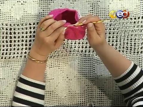 Aprender en Casa Boinas en croche para Bebes