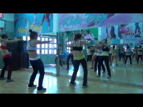 Aerobic The Duc Tham My Clb Nhu Y Hdv Cam Tuyet video