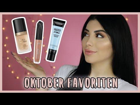 OKTOBER FAVORITEN 2017 | Das Beste Make-up | Nie wieder Abstehende Haare! | Alegra Lopez