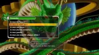 Comment avoir les 7 boules de cristal FACILEMENT et les recompenses sur Dragon Ball Xenoverse