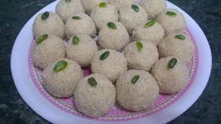 सूजी (रवा) के लड्डू ---- Soojee( Rawa) ki Laddu ---  Semolina Laddu