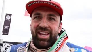 Dakar 2018: Cordoba, intervista finale con Fausto Vignola