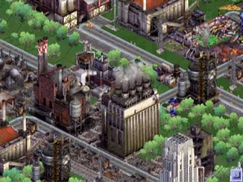 Streets of SimCity