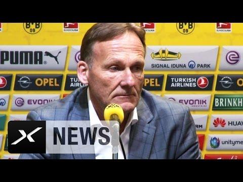 Hans-Joachim Watzke gerührt:
