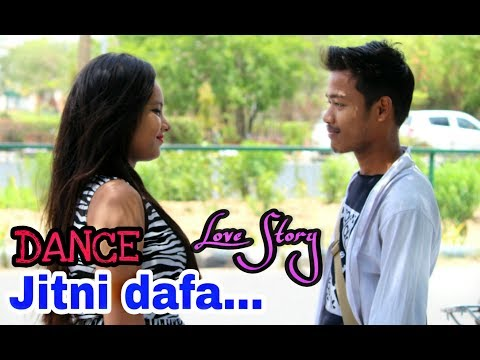 Jitni dafa \\ imoshnal love story album \\ Dance video \\