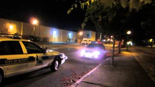 Police and Sheriff Confront Photographer (Burien, WA)