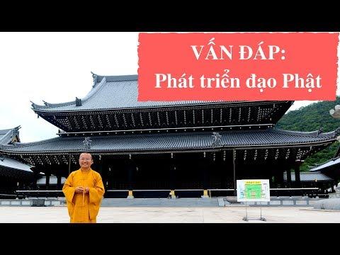 Vấn đáp: Phát triển đạo Phật