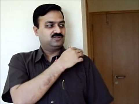 Self Treatment Frozen Shoulder pain stiffness Mulligan Concept Manual Therapy.wmv