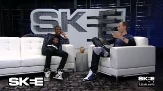 Big Sean Oh God Twitter Round on SKEE Live only on AXS TV!