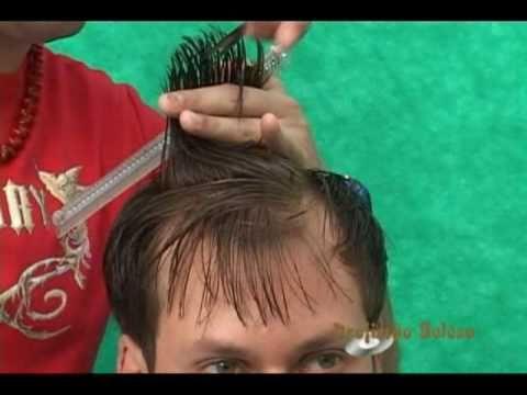 corte de cabelo masculino social  {  COM SYLVIO RESENDE  }   !!! Music Videos