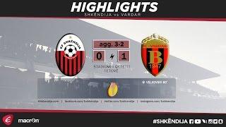 CUP 2016/2017 | Semi-final 2nd LEG | Highlights | Shkndija vs Vardar 0-1 agg3-2 | 19042017