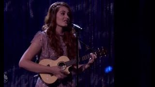 Mandy Harvey: This Deaf Singer/Songwriter is The Most Thing EVER!   America's Got Talent 2017