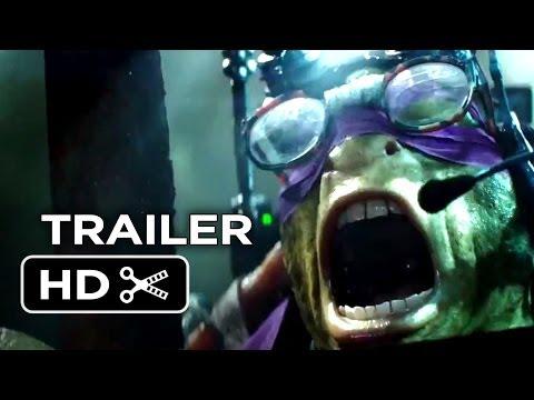 Teenage Mutant Ninja Turtles Official Trailer #1 (2014) - Megan Fox, Will Arnett Movie Hd video