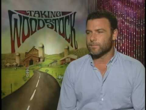 Liev Schreiber Interview Taking Woodstock