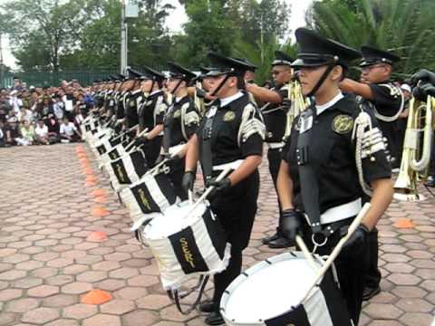 Legion Seri en Calderon 2011