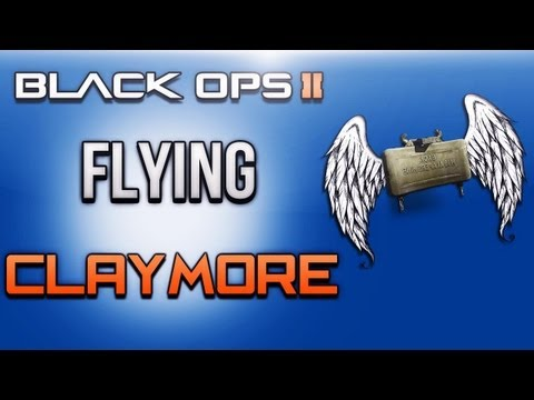 Flying Claymore Glitch On Black Ops 2