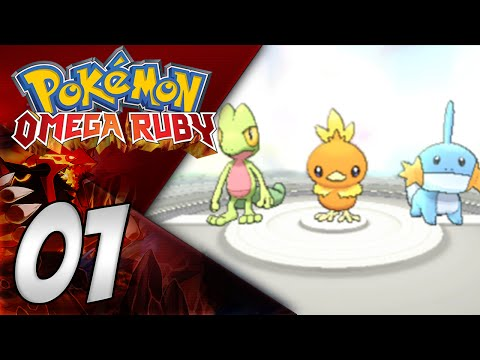 Guida Pokémon Rubino Omega Parte 1 Ritorno a Hoenn