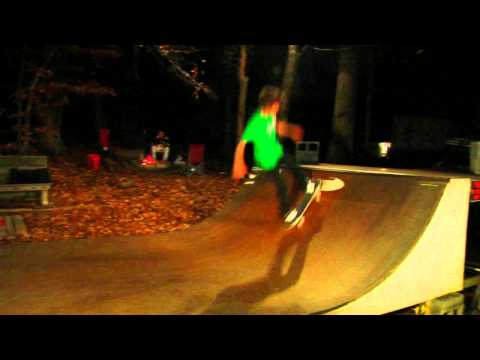 Ben Hatchell Insane Skateboard Tricks On Mini Ramp