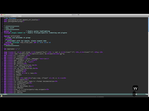 Creating vim macros and saving them for later