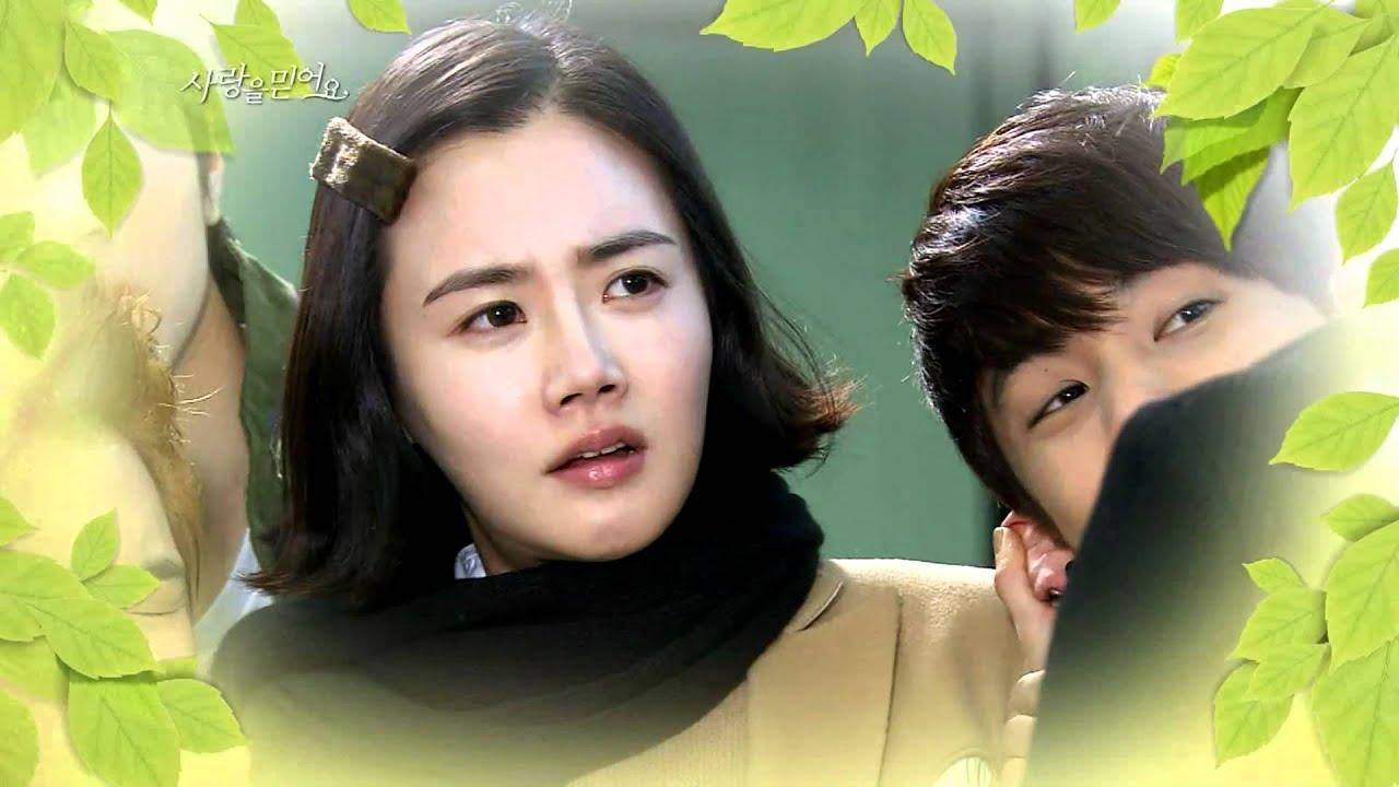 Yunjin Kim Husband Jeong Hyeok Park I Believe in Love  Dizi