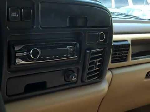 1997 Dodge Ram 1500 Laramie SLT Club Cab 4X4; 5.9L Magnum V8