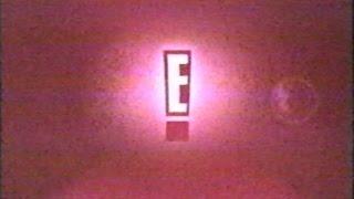 E! entertainment television comerciales 2004