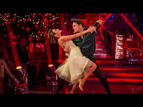 Rachel Stevens dances to 'Please Come Home for Christmas' - Strictly Come Dancing Christmas Special