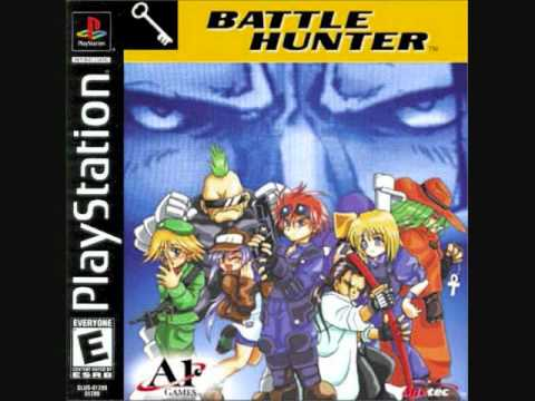 Battle Hunter OST 08-Eyes in Mind