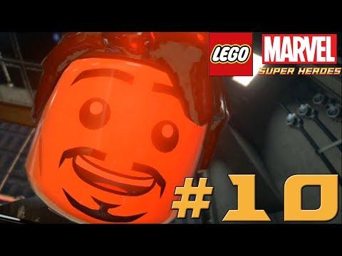 LEGO Marvel Super Heroes - Прохождение: Эпизод 10
