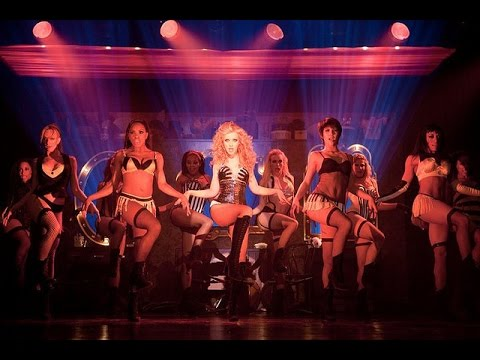 Christina Aguilera - Express (official Video) Burlesque video