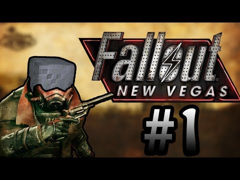 THE STORY BEGINS – Fallout: New Vegas (Clyde plays)
