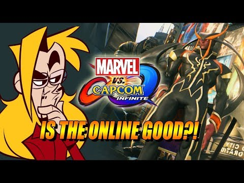 Netcode/Online Review - Marvel Vs Capcom Infinite w/Maximilian