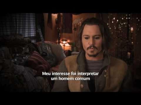 Comentários de Johnny Depp (legendado)