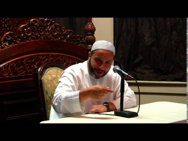 Sh  Mohamed Moussa Tuesday 9/9/14 Al Fiqh