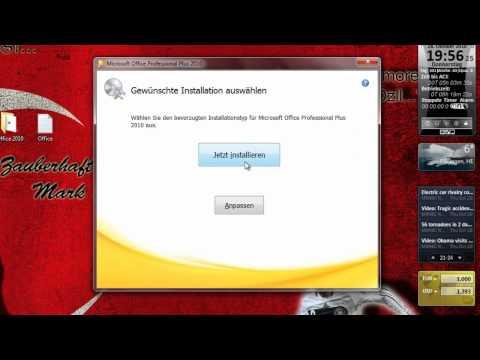 Download Microsoft Office 2010 Free (Deutsch/German)
