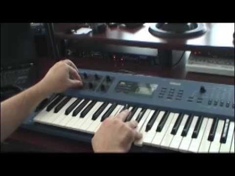 Cs1x videolike for Yamaha cs1x keyboard