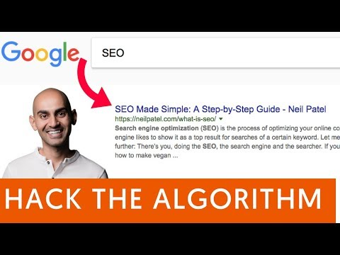 """How to Rank #1 on Google for the World's Most Competitive Keywords 