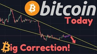 BIG Correction? Bitcoin Weekly BEARISH Cross Just Happened!! | Global Hyperinflation Inevitable?
