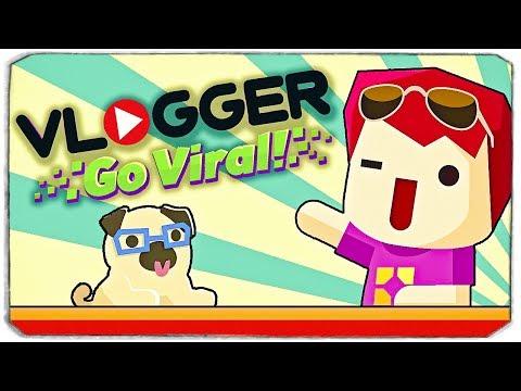 КАК СТАТЬ ПОПУЛЯРНЫМ ВЛОГГЕРОМ? - Vlogger Go Viral!