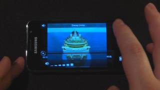 Samsung Galaxy S GT-i9000 Software Tour Part 2
