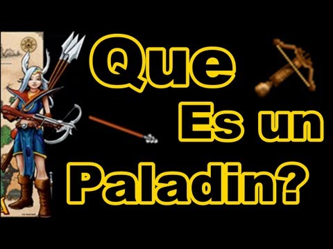 Paladin / Tibia EN ESPAOL
