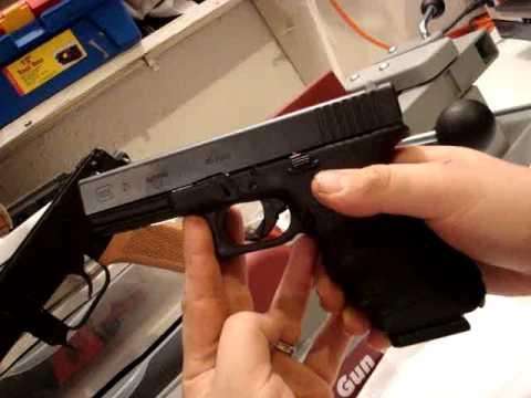 Dating a glock pistol