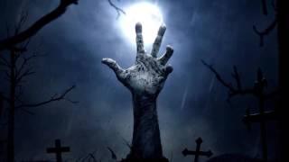 Scary Halloween Music - Haunted Graveyard