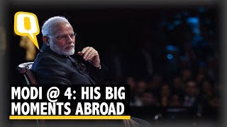 Modi@4: From Israel to UK to China, PM's Big Moments Abroad