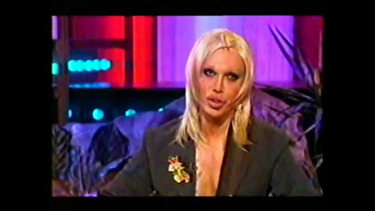 Pete Burns Pete Burns Of Dead Or Alive On