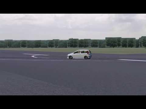Fiat Punto 1.4 GT Turbo (136 cv) Test Top Gear