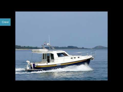 Crexi Motoryacht SAS Vektor | Motoryachtcharter in Marina Kornati Kroatien