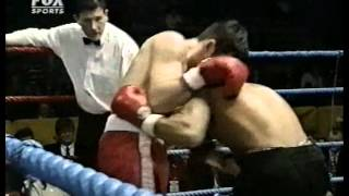 Joe Calzaghe vs Guy Stanford / Джо Кальзаге - Гай Стэнфорд
