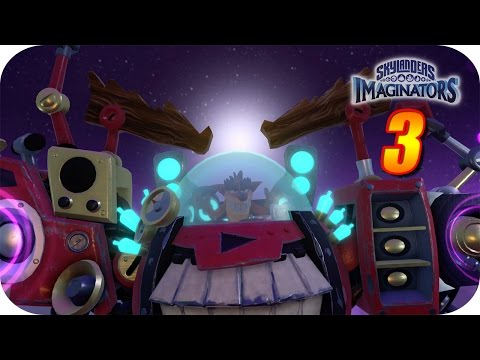 Skylanders Imaginators - Gameplay Español - Capitulo 3 - El Final del Crash Falso