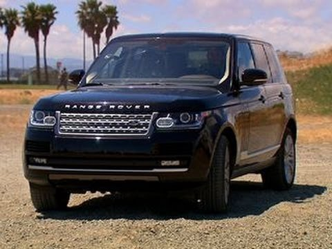 Car Tech - 2013 Land Rover Range Rover Supercharged